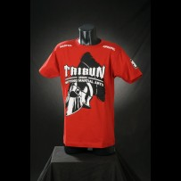 Gladiator MMA T-Shirt red martial apparel